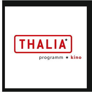 Kunde seit 2005 <br>Thalia Kinos Potsdam<br><br>Layout, Printprodukte, wöchentlicher Programmflyer