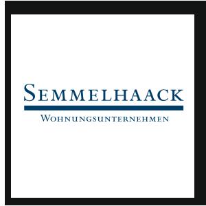 Wohnungsunternehmen Semmelhaack<br><br> Kunde seit 2005